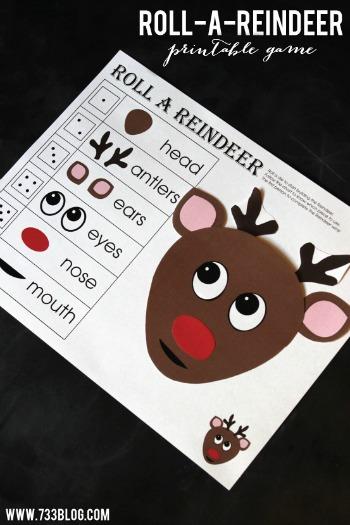 reindeer game