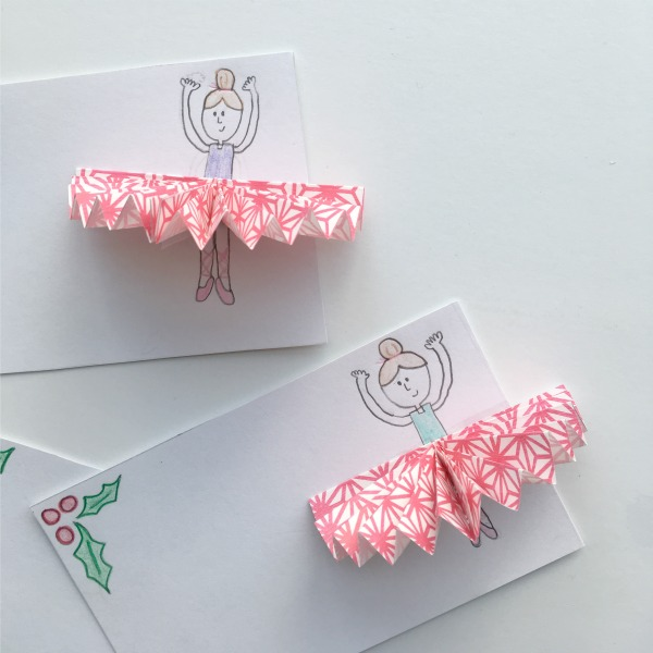 Sugar Plum Fairy Gift Tag
