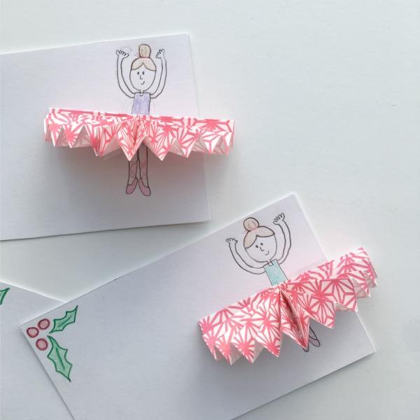 Sharing a Sugar Plum Fairy Gift Tag Craft