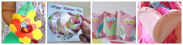 Valentine Cards for older Kids to make
