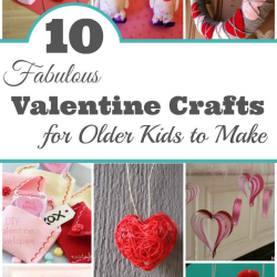 popular post valentine crafts