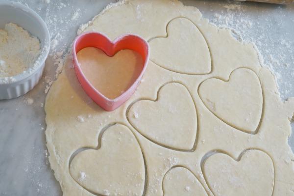 strawberry pop tart dough