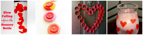 Valentine Decorations for kids to make 4