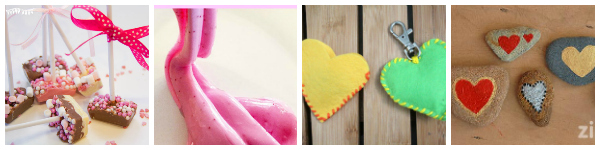Valentine gifts for kids to make