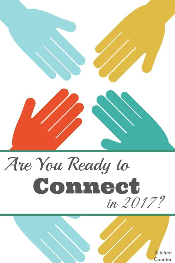Are You Ready to Connect in 2017