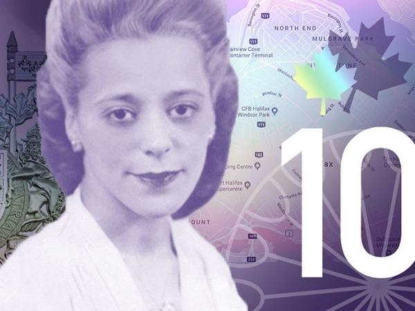 viola desmond $10 banknote