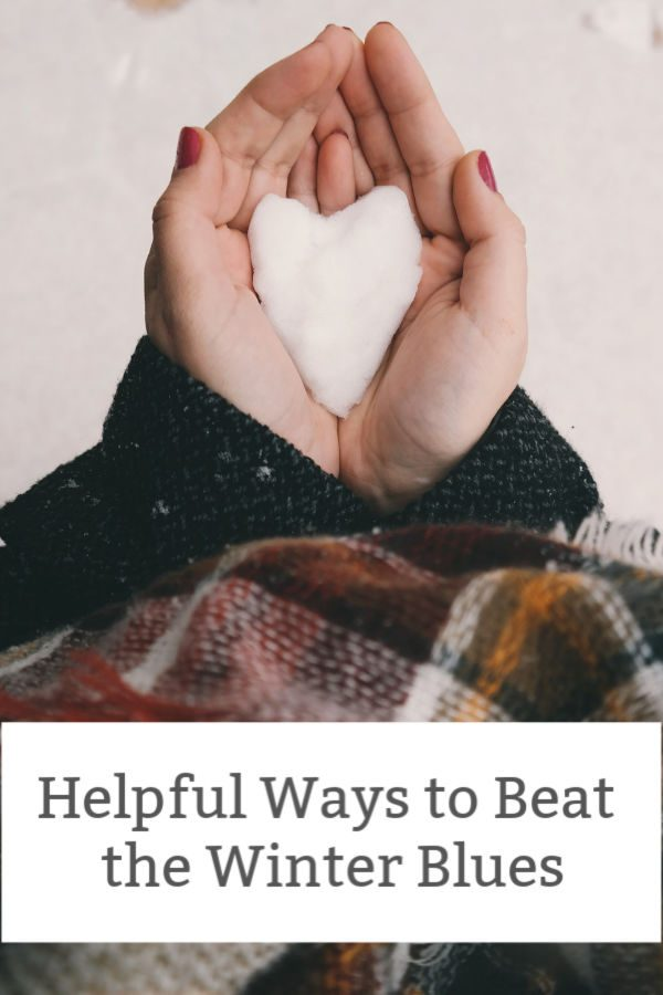 helpful ways to beat the winter blues