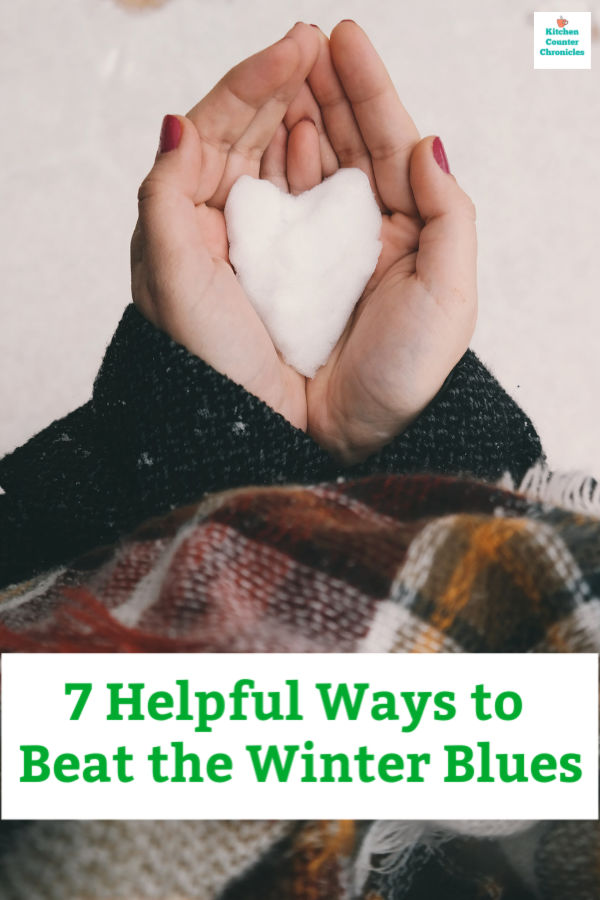 ways to beat the winter blues