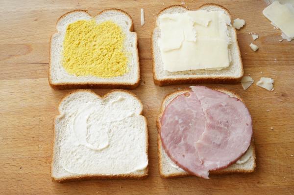 monte cristo sandwich ingredients