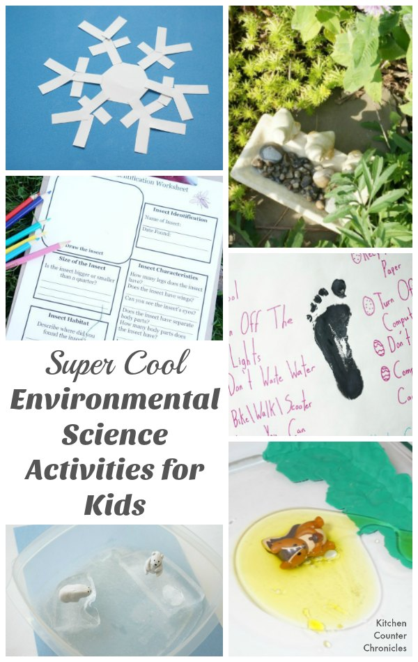 Super Cool Environmental Environmental Science Activities for Kids - Fun, educational and engaging science activities for kids. Discover topics that are impacting our environment. | STEM Activities for Kids | Science for Tweens | STEAM Activities | Science Fair Projects |