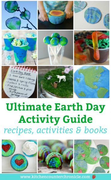 Ultimate Earth Day Activity Guide