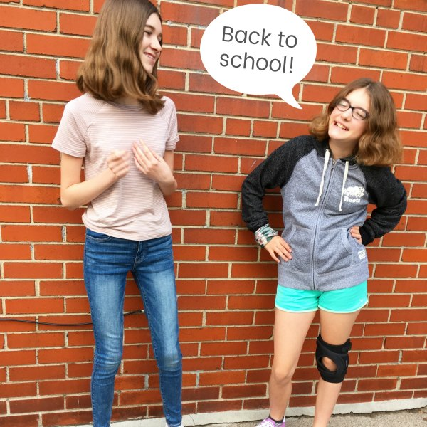 Back to School – Another Year Begins