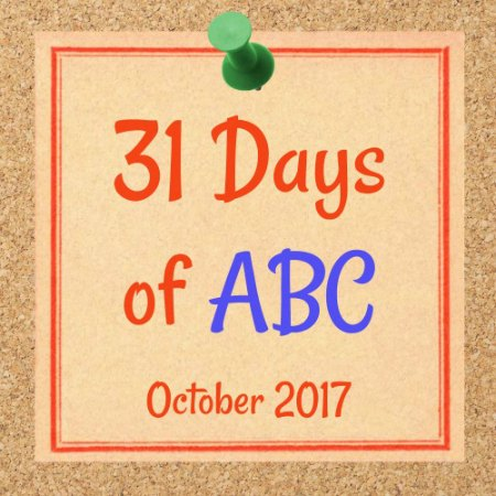 31 days of ABC