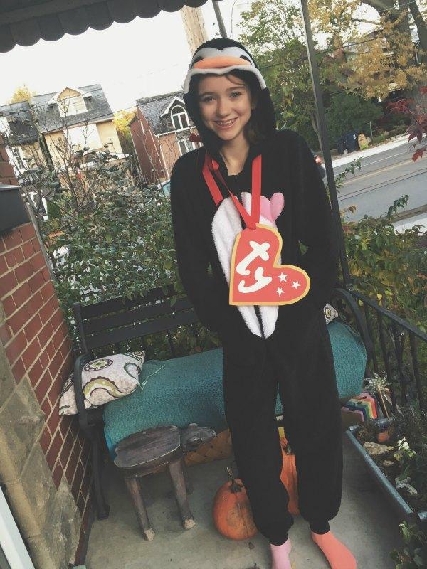 beanie boo costume