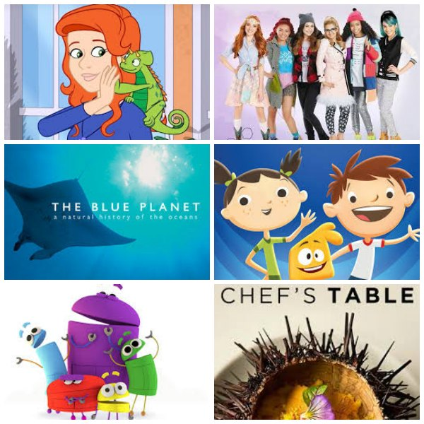 Fun and Educational Shows for Kids