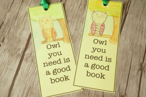 owl bookmark final bookmark