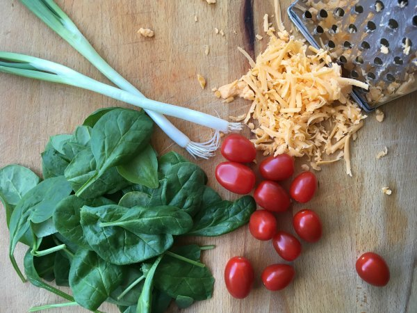 BLT ingredients
