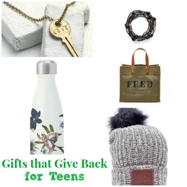 gift guide for teens social