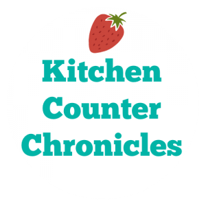 kitchen counter chronicles logo