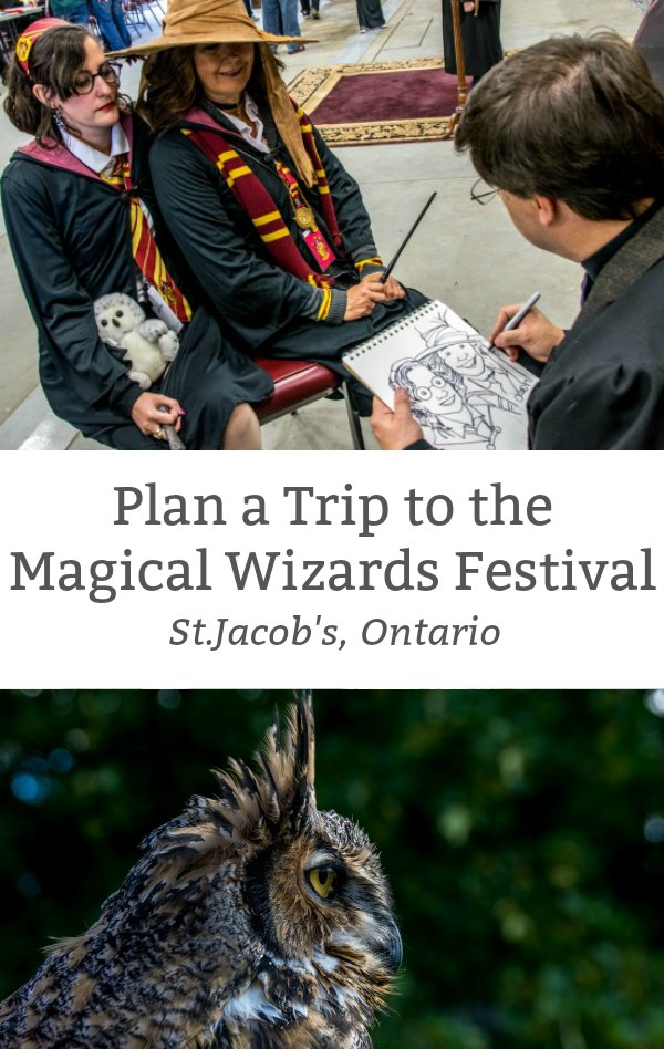 Plan a trip to the magical wizards festival 2018