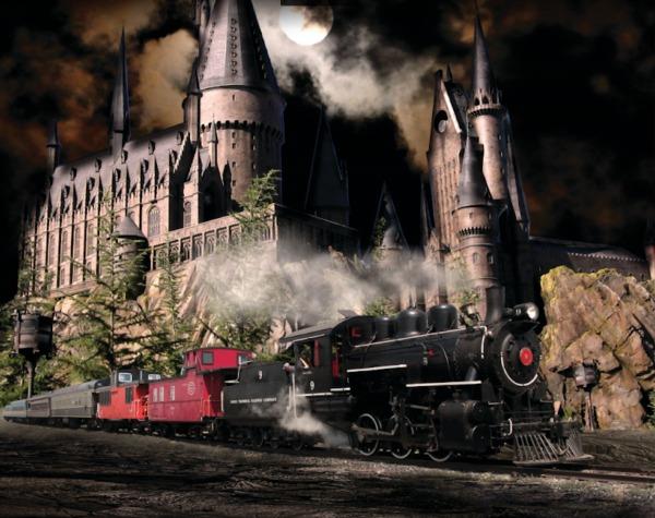 spellbound train