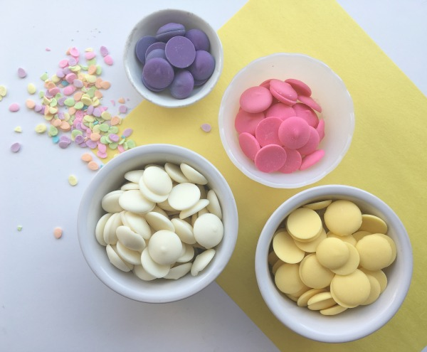 white chocolate easter egg ingredients