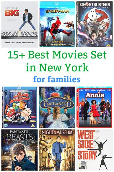 best family movies set in New York for Kids