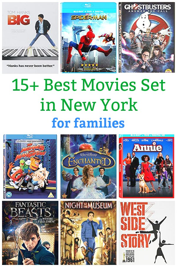 New York City Movies For Kids : The Best Movies Set In New