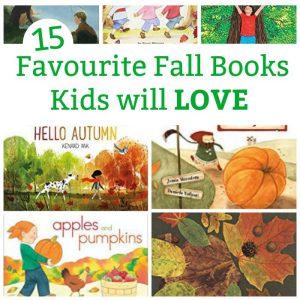the best fall books for kids social