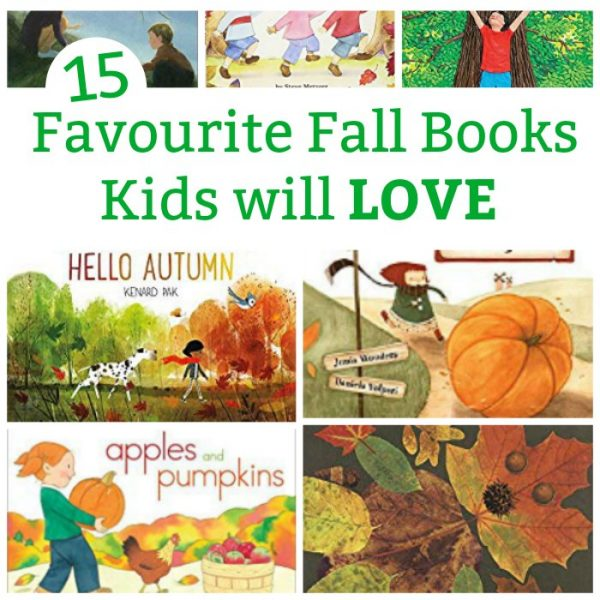 the best fall books for kids social