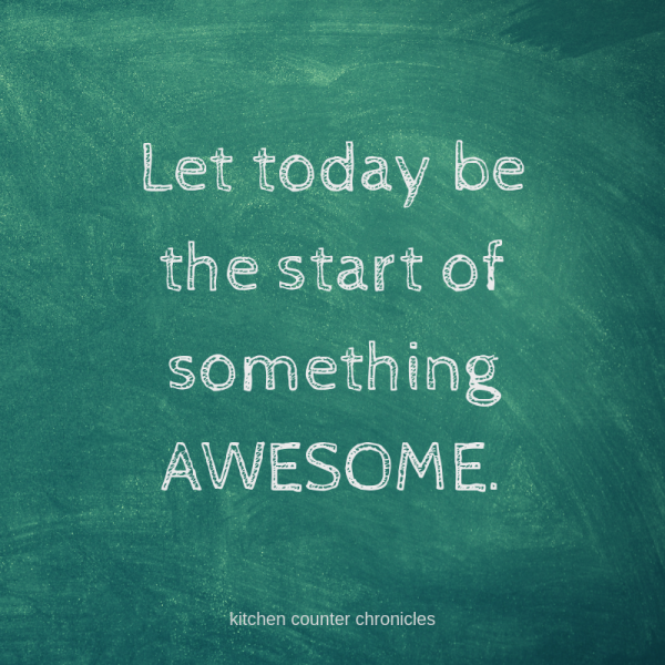 first day of school quote awesome