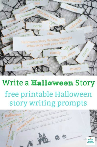 Halloween Story Writing Prompts