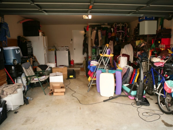 konmari garage