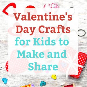 valentine's day crafts for kids social
