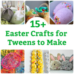 easter crafts tweens
