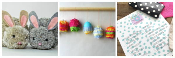 easter crafts for tweens pinata eggs
