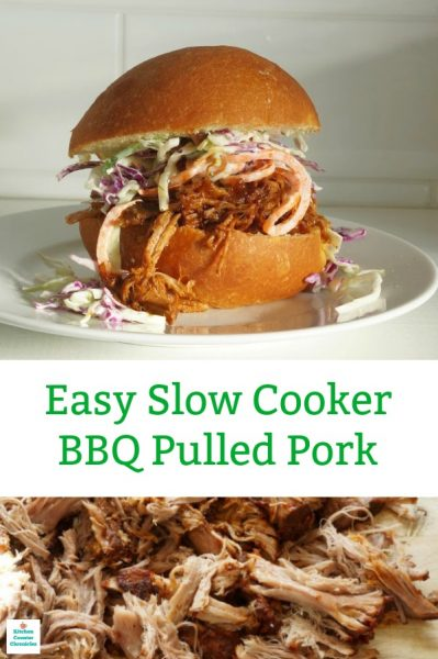 easy slow cooker pulled pork pin