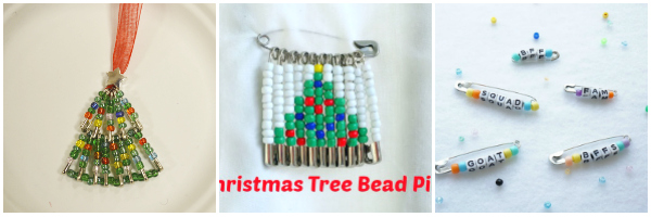 safety pin crafts for kids to make