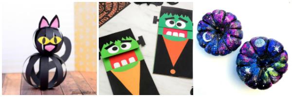 cool halloween crafts for teens and tweens