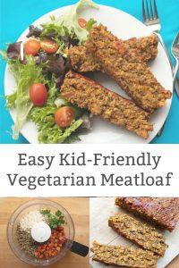 kid friendly vegetarian meatloaf lentil meatloaf recipe