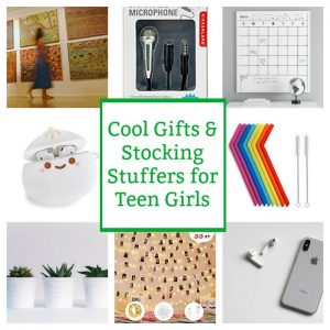 awesome gift guide for teen girls