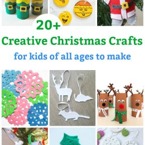 creative christmas crafts for kids