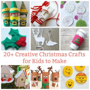 awesome christmas crafts for kids to make social