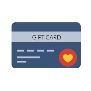 gift card for teen girls