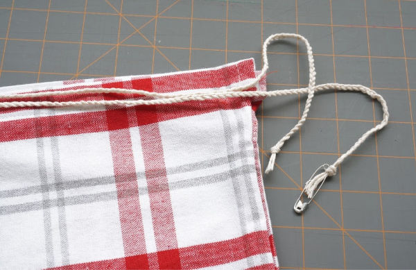 kitchen twine cording for drawstring bag