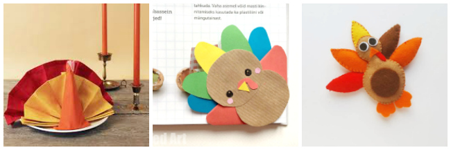 thanksgiving arts and crafts for older kids to make