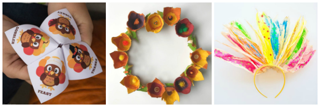 thanksgiving crafts for tweens to make