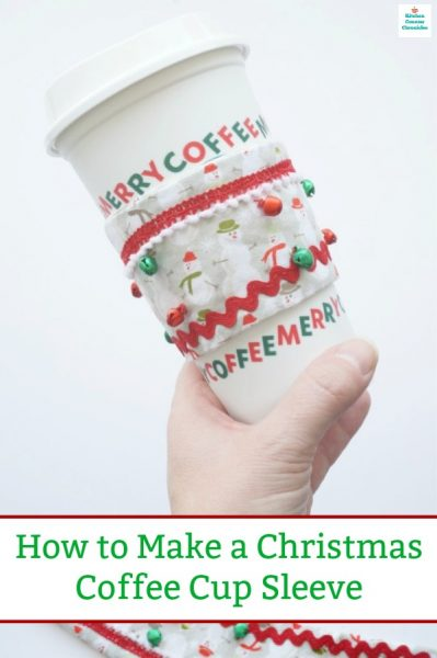 christmas coffee cup sleeves pin