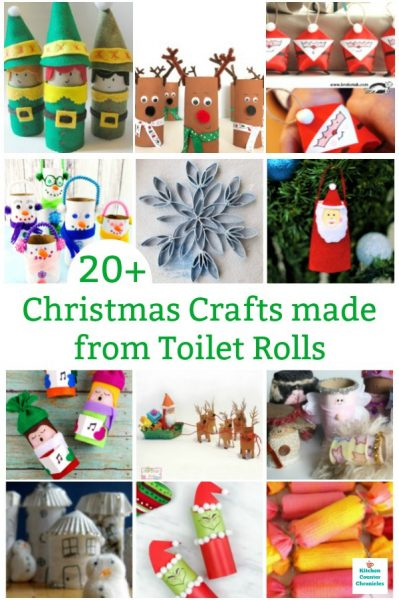 christmas craft toilet paper rolls pin