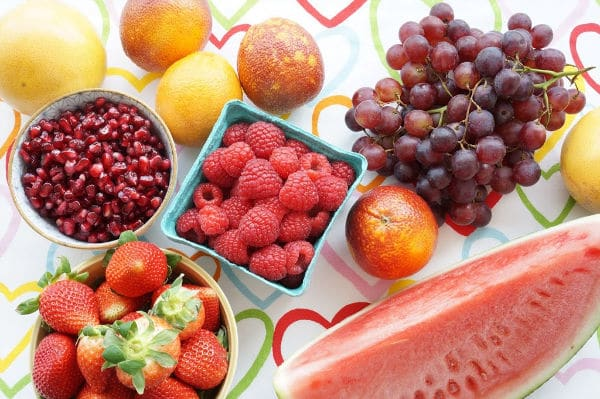 fruit for fruit trays